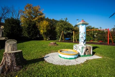 Scuola Fabrici giardino
