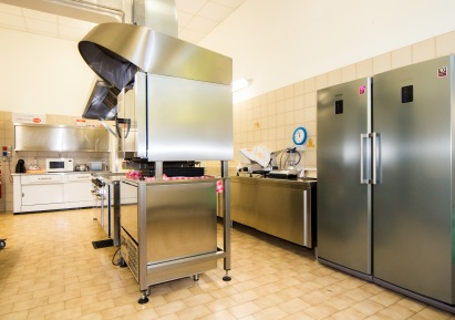 Scuola Fabrici -cucina