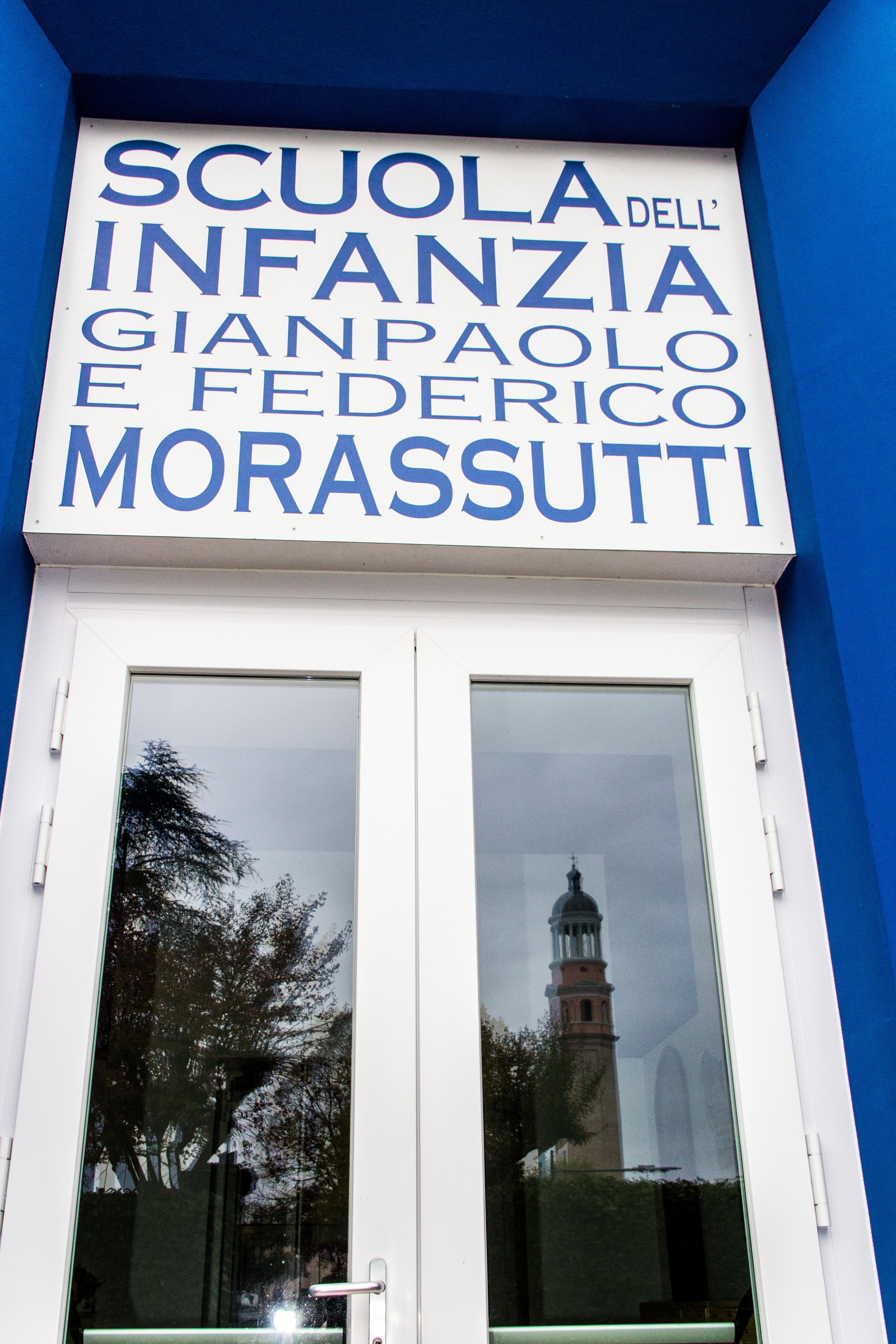 Fondazione Falcon Vial. Asilo Morassutti.
